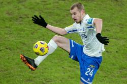 Евгеньев присоединился к сборной России