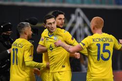 УАФ договорилась с УЕФА, форма сборной Украины не будет изменена