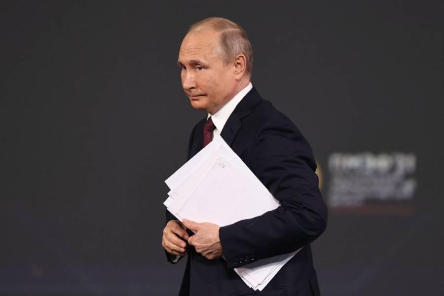 'Некоторые обвинения напоминают словесное несварение желудка': Путин заявил, что не переживает из-за скандальных заявлений Байдена в свой адрес