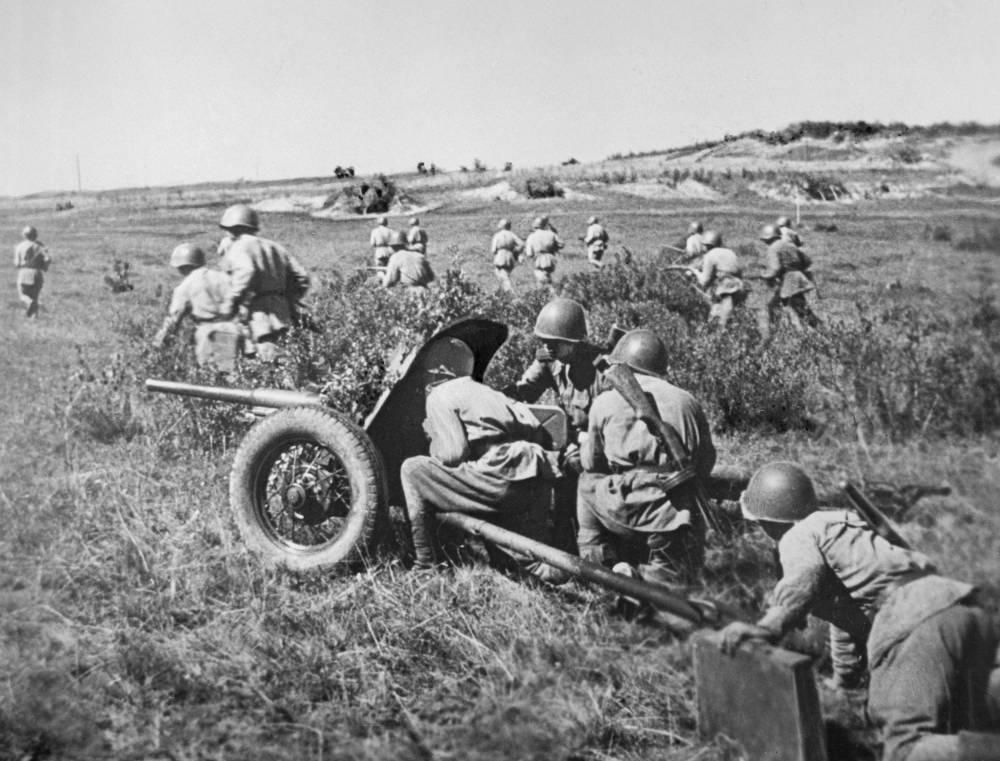 Минобороны РФ рассекретило документы об обороне Киева в 1941 году