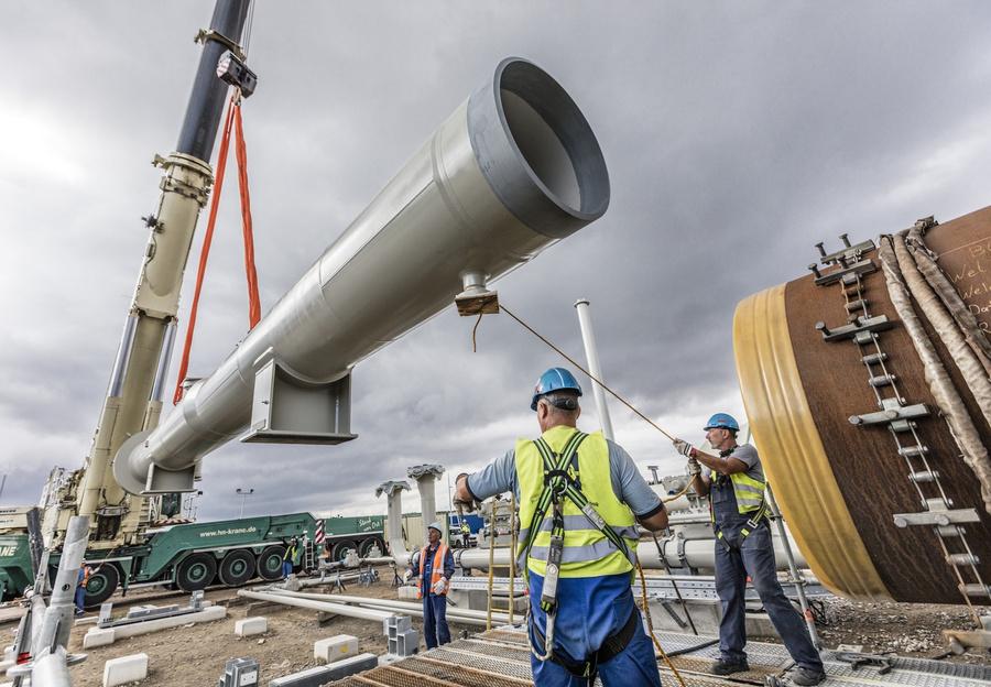 Байден признал невозможность помешать строительству 'Северного потока – 2'