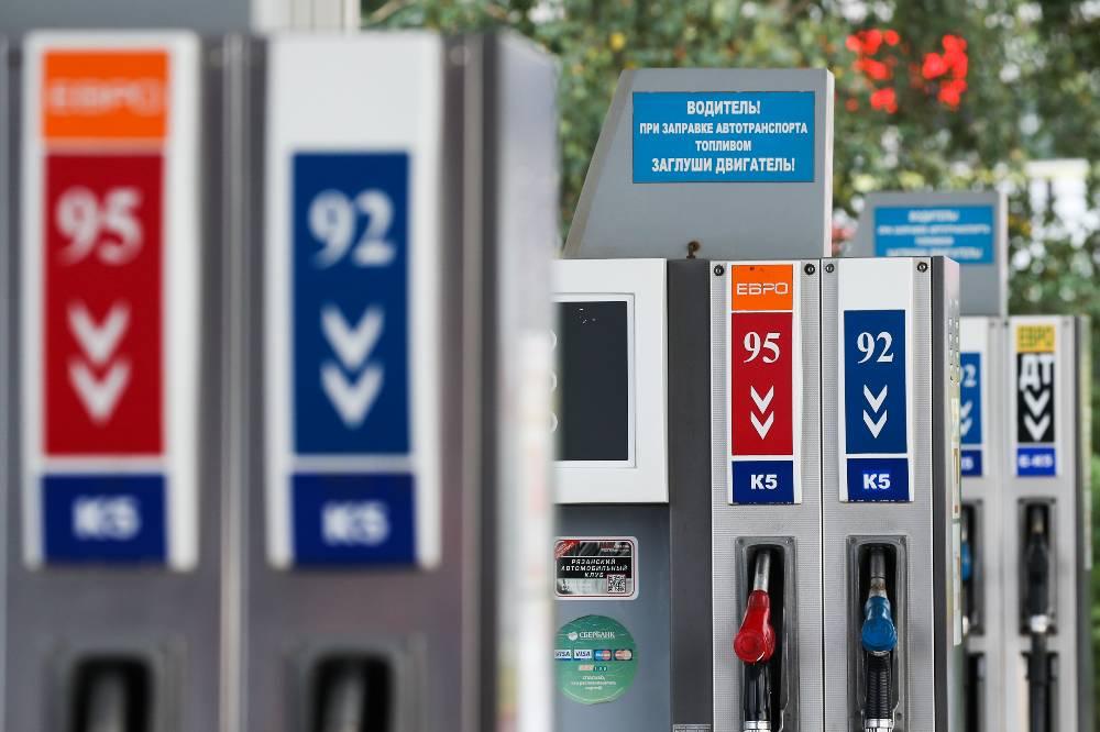 Глава Минэнерго допустил запрет на экспорт бензина при сохранении рекордных биржевых цен