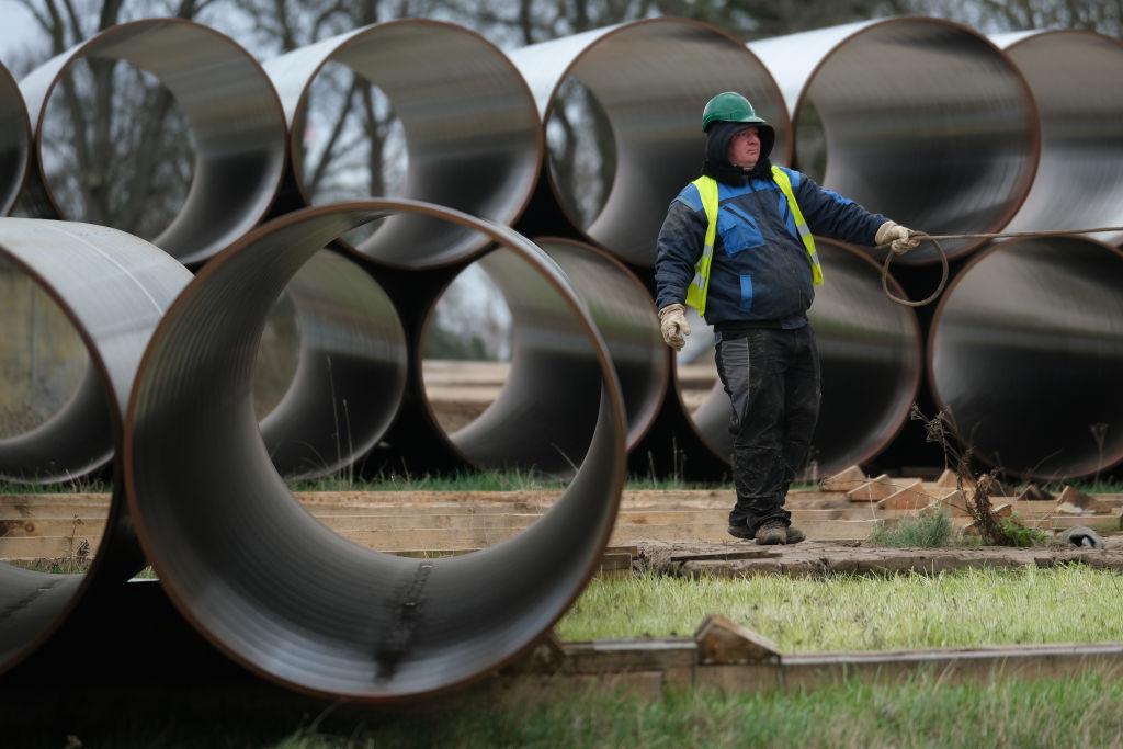 Спикер Рады попросил США продолжить санкции против 'Северного потока – 2'