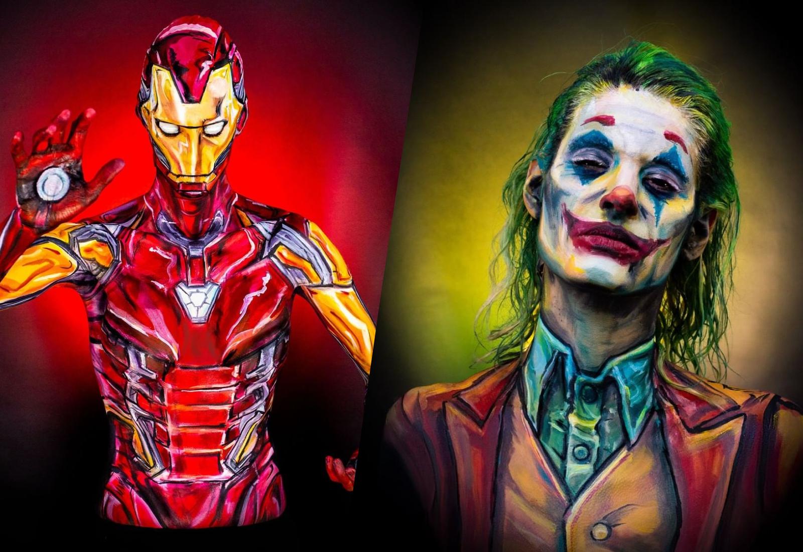 15 работ косплеерши, которая не беспокоится о костюмах, ведь она может их просто нарисовать